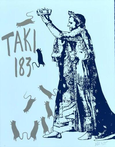 Blek le Rat, ''Taki 183'', 2019