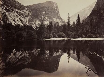 Charles L. Weed, 'Mirror Lake, Yosemite valley', ca. 1865