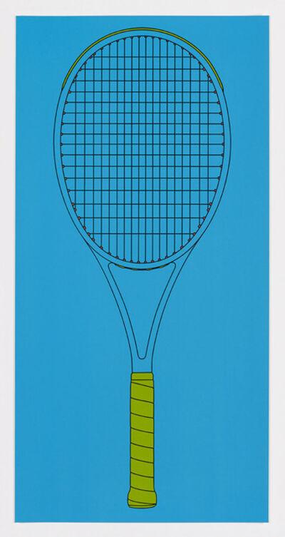 Michael Craig-Martin, 'Racket', 2016