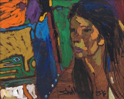 Arthur Shilling, 'Portrait', ca. 1980