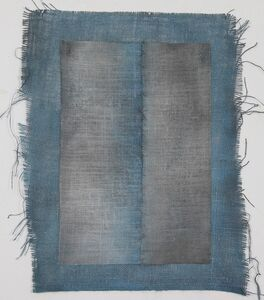 Grace Bakst Wapner, 'Stitched Up the Middle', 2019