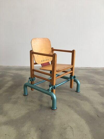 Alexej Meschtschanow, 'Stuhl 30 (b)', 2017