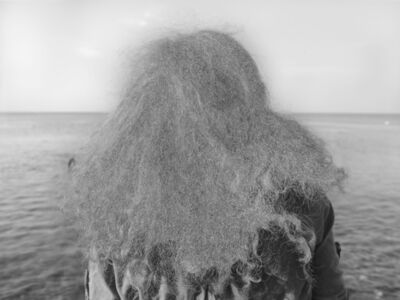 William Mackrell, 'Back of Lucia's head', 2015