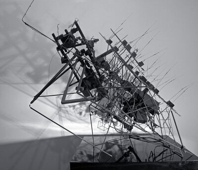 Dmitry Kawarga, 'The Observer of the Complexity', 2013