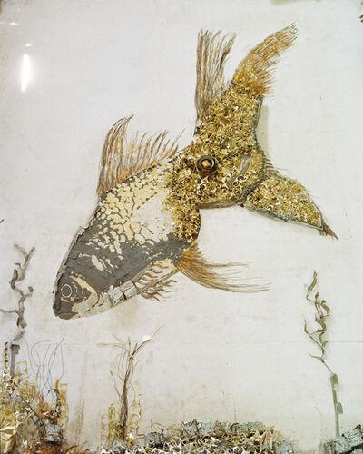 Vik Muniz, 'Goldfish (Scrap Metal)', 2012