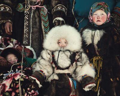 Jimmy Nelson, 'XIII 479 Raisa, Brigade 2, Nenet, Yamal Peninsula, Ural Mountains Russia - Nenets, Russia', 2011