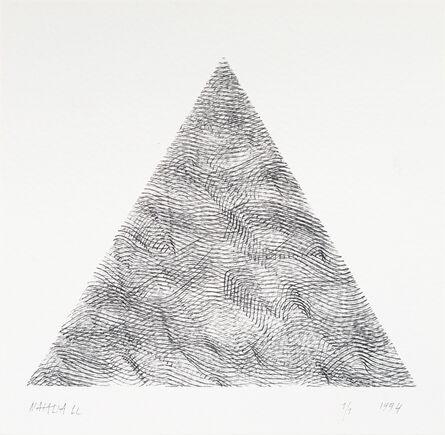 Natalia LL, 'Mysterious Triangle', 1994