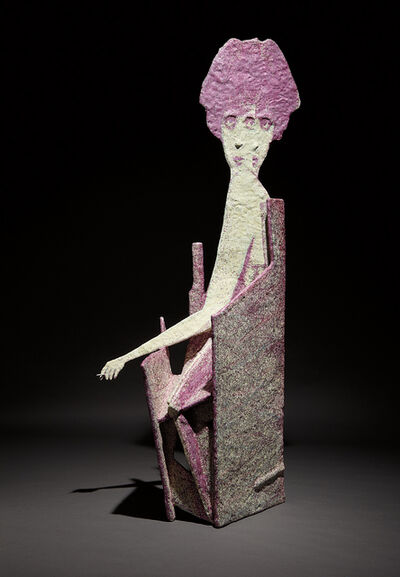 Ryan Johnson, 'Clara Bow (Flapper)', 2008