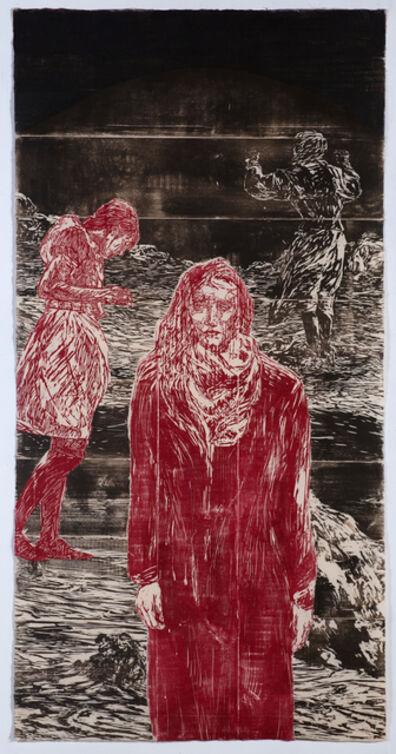 Orit Hofshi, 'Extrapolate', 2016