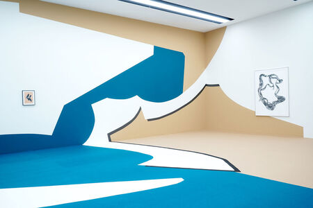 Frauke Dannert, 'Installation View 'Collage', Kunstmuseum Luzern', 2016