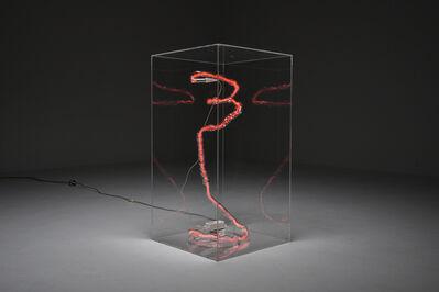 Marria Pratts, 'Sculpture 2. Neon RED', 2021