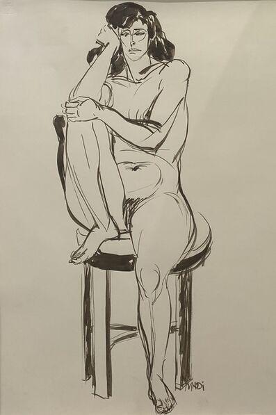 Hussein Madi, 'Untitled', 1995