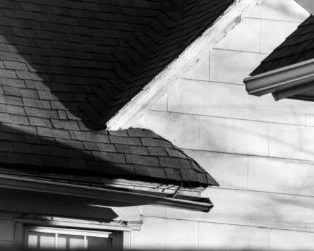 Barbara Lewin, 'Roofline, Greenvale Avenue', 2020