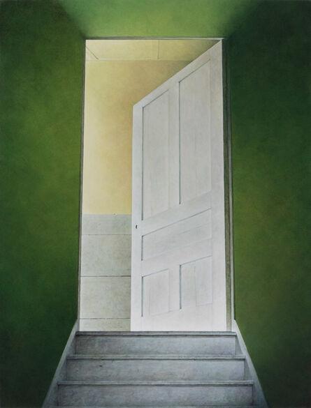 John Ballantyne, 'Door, Top of the Stairs', 2016
