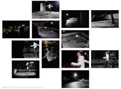 Barbara Probst, 'Exposure #1: N.Y.C., 545 8th Avenue, 01.07.00, 10:37 p.m.', 2000