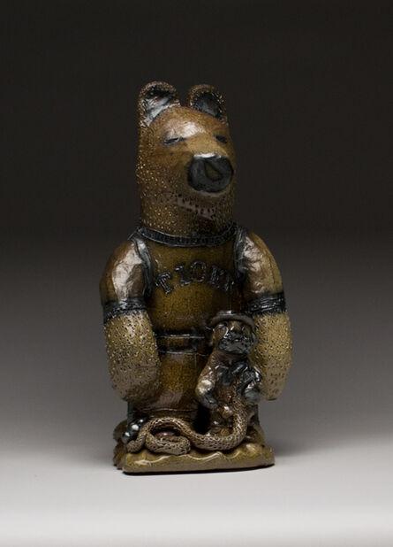 Jeffry Mitchell, 'Olympus Bear', 2017