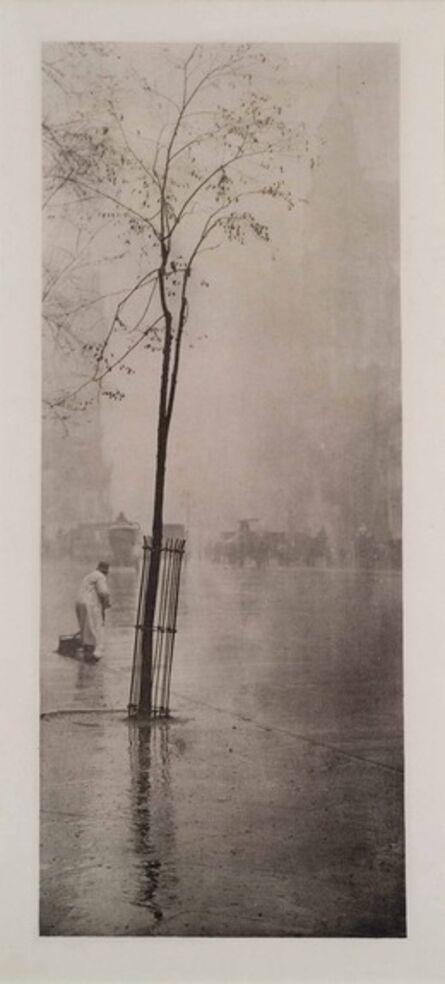 Alfred Stieglitz, 'Spring Showers', 1899