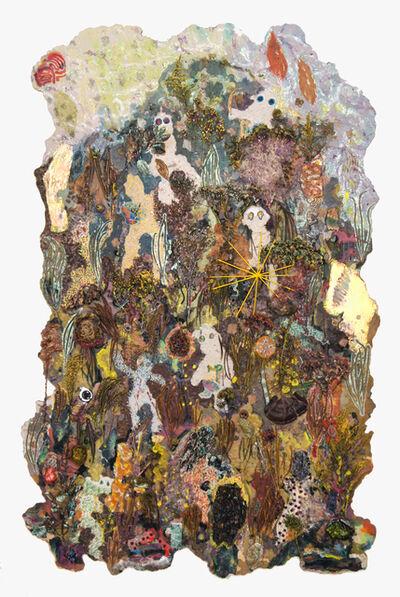 Ye Qin Zhu, 'Ascending and Descending a Mountain', 2017