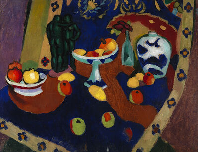 Morgan Russell, 'Étude d'Après Matisse', 1909-1911