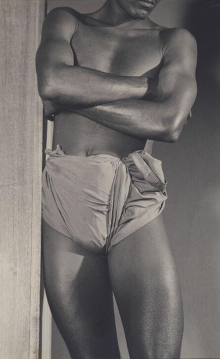 Lionel Wendt, 'Untitled (Threequarter figure/Torso)', ca. 1934-1938