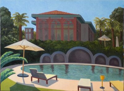 Stephen Mckenna, 'Pestana Palace Pool', 2008