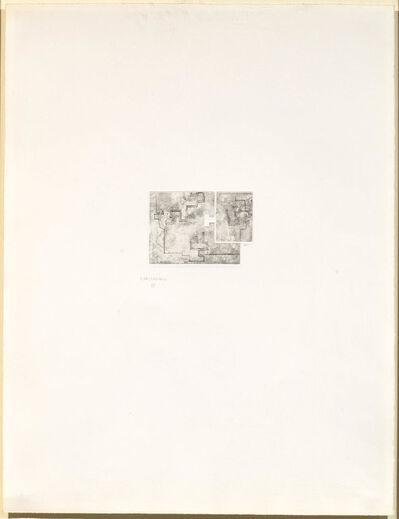 Eduardo Chillida, 'Enda III', 1976