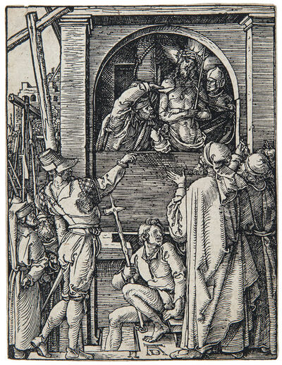 Albrecht Dürer, 'Die Schaustellung Christi – Ecce Homo   ', ca. 1509