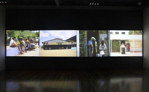 Vernon Ah Kee, 'tall man', 2010