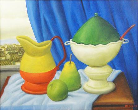 Fernando Botero, 'Still Life (Natura Morta)', 1998
