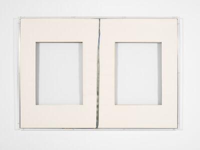 Vincenzo Agnetti, 'Libro dimenticato a memoria (Book forgotten by heart)', 1970