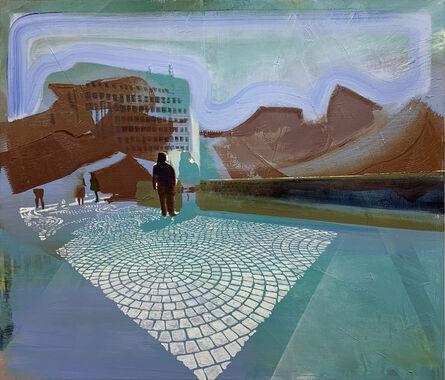 Andrew Fish, 'Radial Ground', 2017