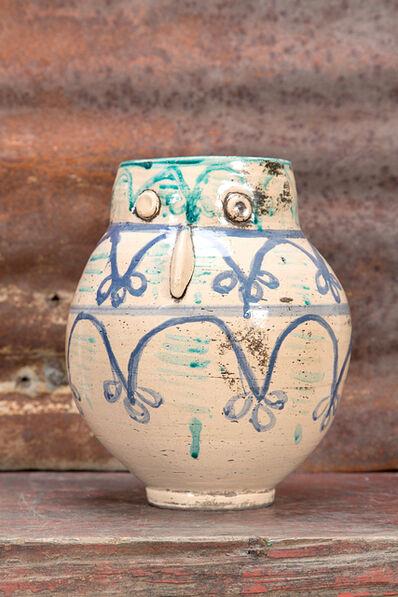 'owl pitcher', 1940-1960