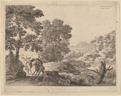 Herman van Swanevelt, 'Balaam and the Ass'