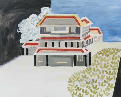 Zhao Gang 赵刚, 'Backyard', 2017