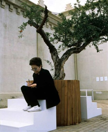 Yoko Ono, 'Wish Tree', 1996
