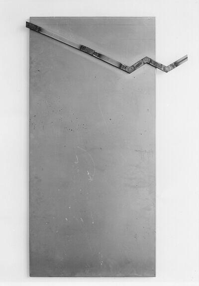 Josef Dabernig, 'Serie A.B.,F. Relief 7', 1987