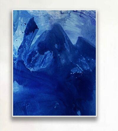 Olga Ozerskaya, 'Ocean #9', 2021