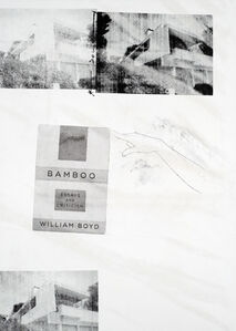 Julião Sarmento, 'An Equally Caustic Sonnet', ca. 2009