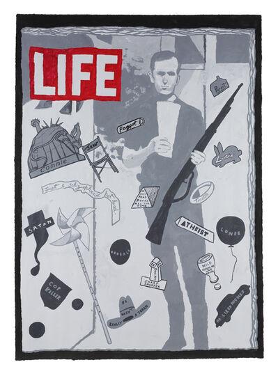 Derek Boshier, 'Lee Harvey Oswald ', 2006