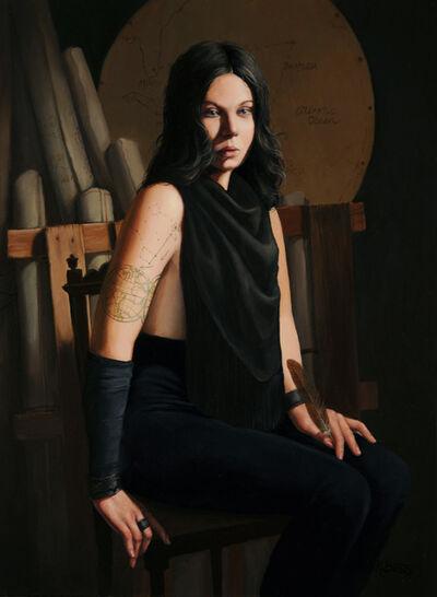 Rachel Bess, 'Mapmaker of Forbidden Places', 2012