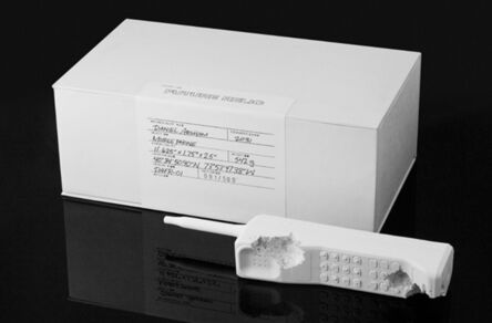 Daniel Arsham, 'Future Relic 001: Mobile Phone', 2013