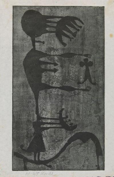Geoffrey Clarke, 'Love of Nature', 1950