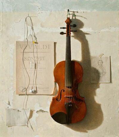 Jacob Collins, 'Violin', 2015