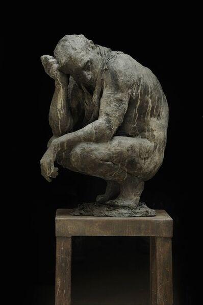 Laurence Edwards, 'Crouching Man III'