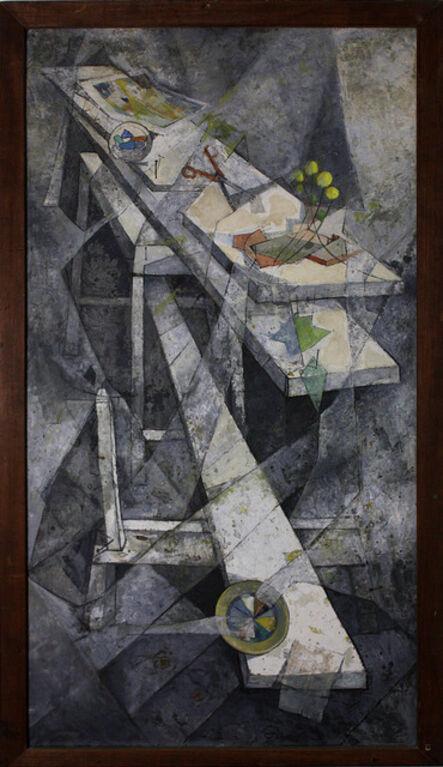 Angel Acosta Leon, 'Abstraction', 1959