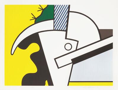 Roy Lichtenstein, 'Bull Head (II)', 1973
