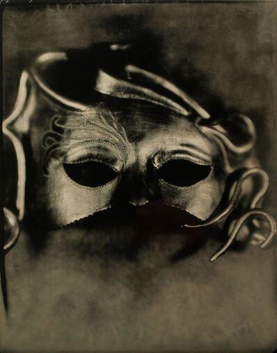 Willie Osterman, 'Masking Portrait #133', 2017
