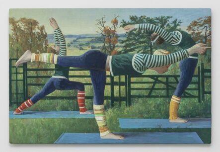 Benjamin Senior, 'Balancing Sticks', 2013