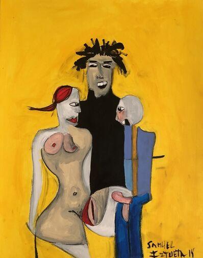 Samuel Iztueta, 'Three of Us', 2014