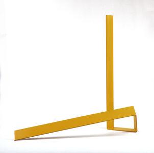 Franz Weissmann, 'Fita Amarela', 1987